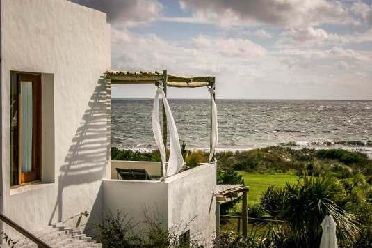 Posada del Faro room with view