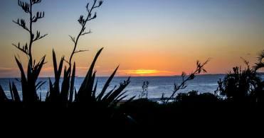 sundown at Posada del Faro