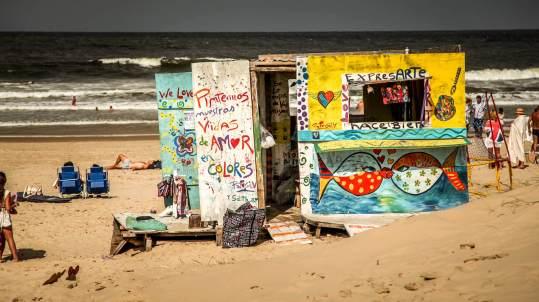 surf shack Playa Brava