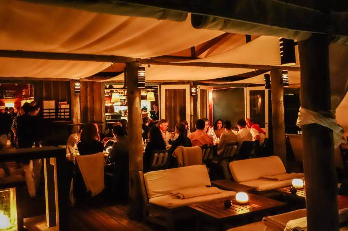 Parador La Huella best restaurant in world