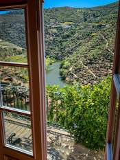 window view Quinta do Panascal
