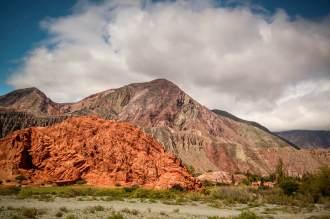 Paseo de los Colorados hike