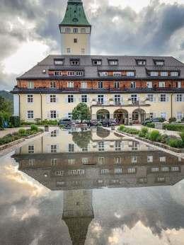 review of Schloss Elmau best hotel in Bavaria