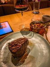 Louis Hotel Munich steak