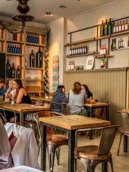 KOCHSPIELHAUS dining room