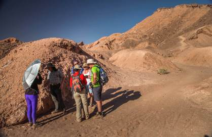 Tierra guide Devil's Canyon Atacama