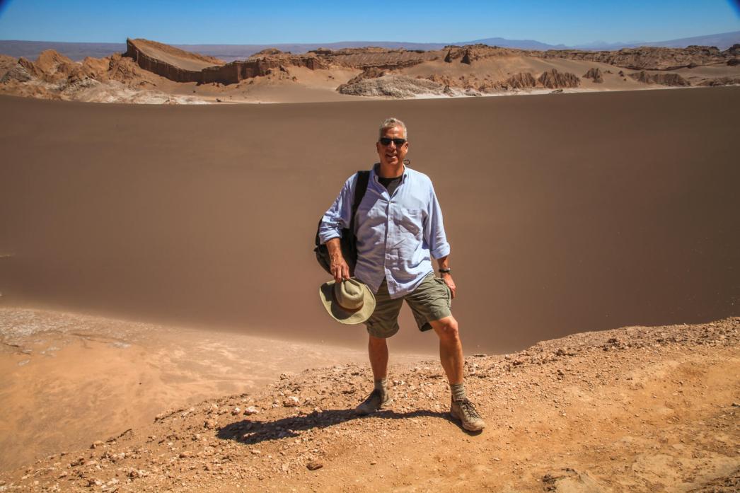Atacama Desert Valley of the Moon - 034