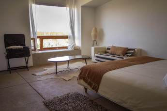 Bedroom window Tierra Atacama