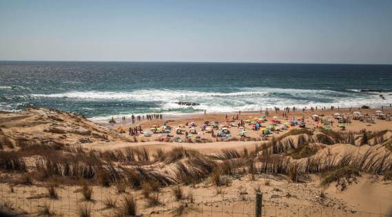 Praia do Guincho view