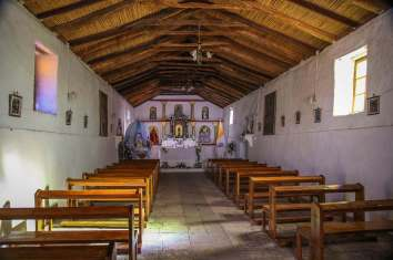 Church in Toconao