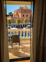 Grande Real Villa Italia terrace