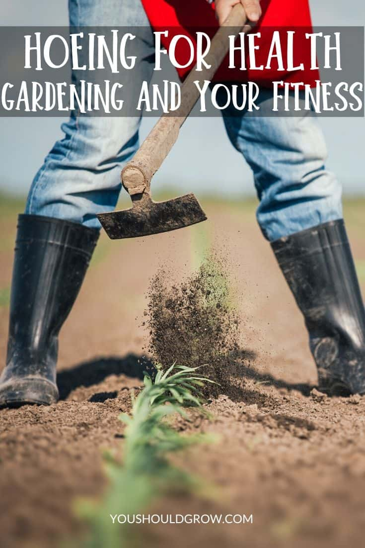 Gardening As Exercise - Exercise Ideas - Fitness Ideas - Getting Healthy - How To Start Working Out - Getting Started With Workout Routine - New Years Resolution - Easy Exercise - How To Be More Active - Low Impact Exercises - Exercising For Beginners - Start Exercising