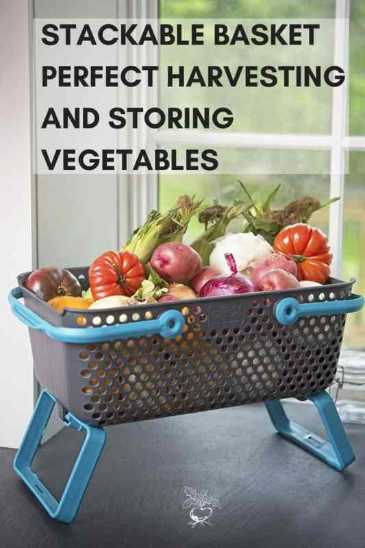 Lightweight and stackable features make this the perfect gift for someone who loves gardening.