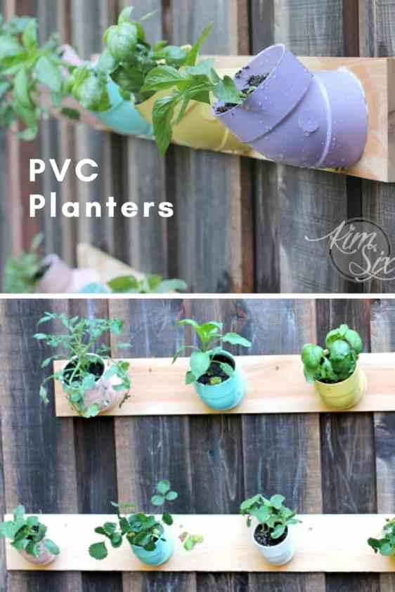 herb vertical garden 20 Vertical Gardening Ideas Grow More In Less Space You