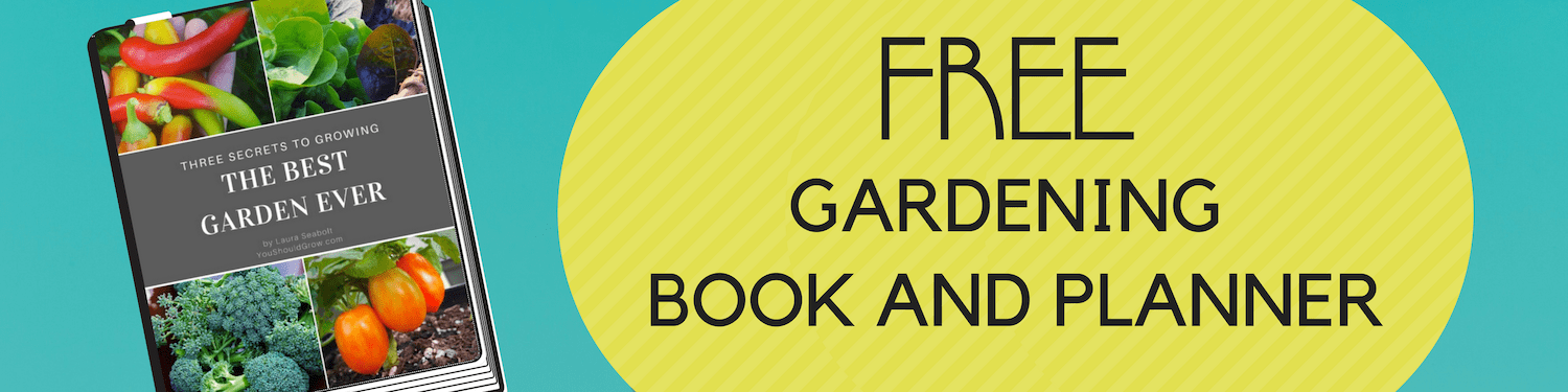 Get a free gardening book and planner.