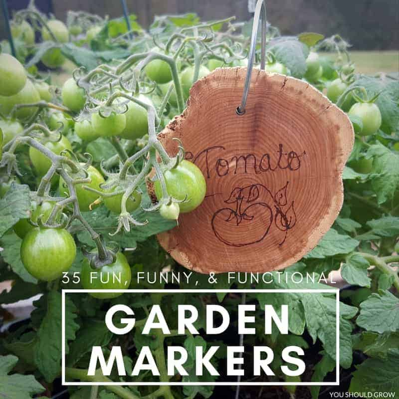 Flipboard How Much Longer Will Foreigners Buy The Growing: 35 Garden Markers Ideas & Images
