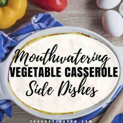 Mouthwatering Vegetable Casserole Side Dishes