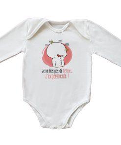 bodie bébé évolutif