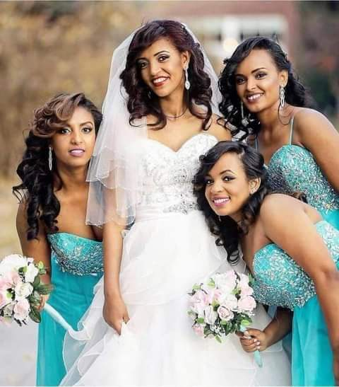 bridal squad styles
