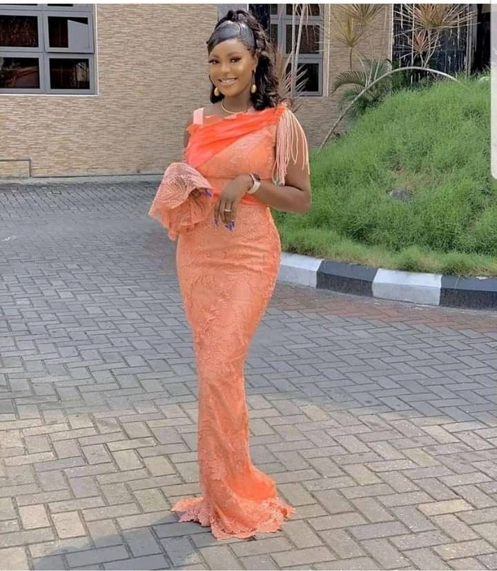 gown styles for asoebi