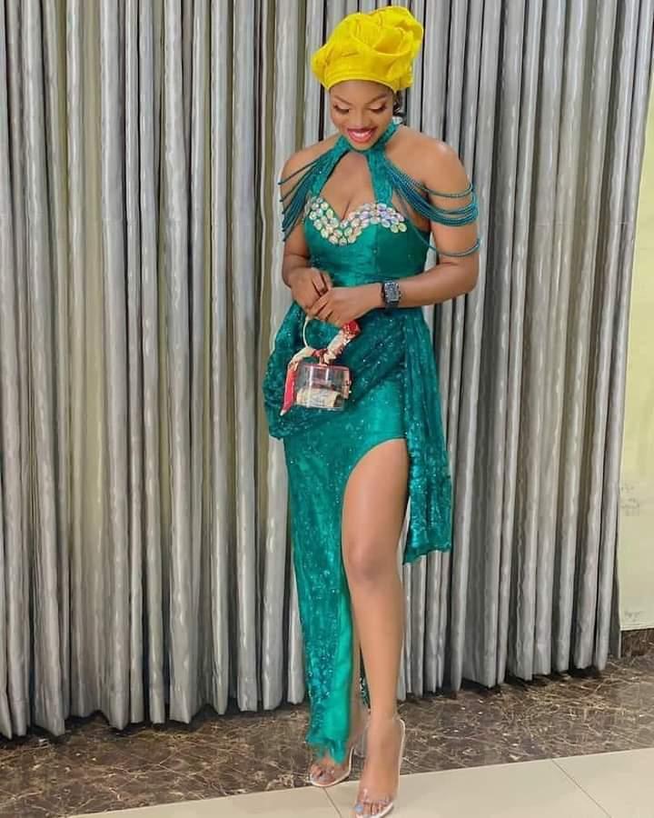 asoebi dresses for wedding guests