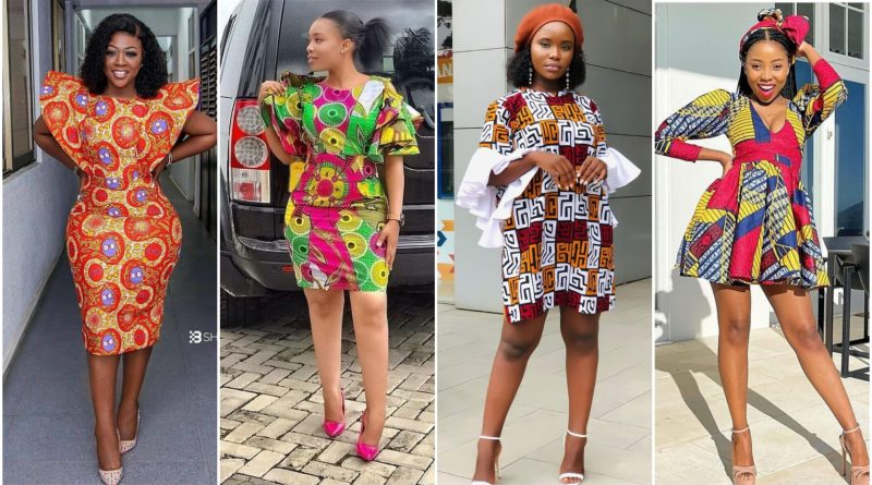 Ankara styles for the weekend