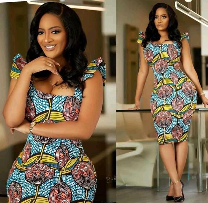 African short dresses