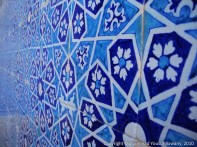 The arabesque - the corner-stone of Islamic architecture