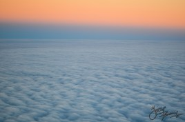 A river of clouds