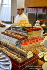 A mouth-watering assortment of sweets