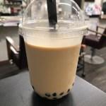 【タピ活】タピオカミルクティーを飲みにMilkscafeミルクスカフェに行ってきた@塩釜口