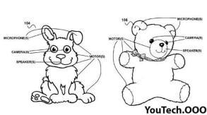 Google Teddy Bear