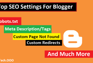 seo-settings-for-blogger