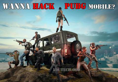 PUBG Mobile Hack No Root No Ban | AimBot, WallHack, Speed Hack