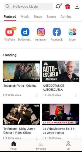 vidmate-youtube-video-downloader