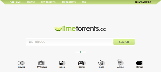 LimeTorrents - Download Verified Torrents