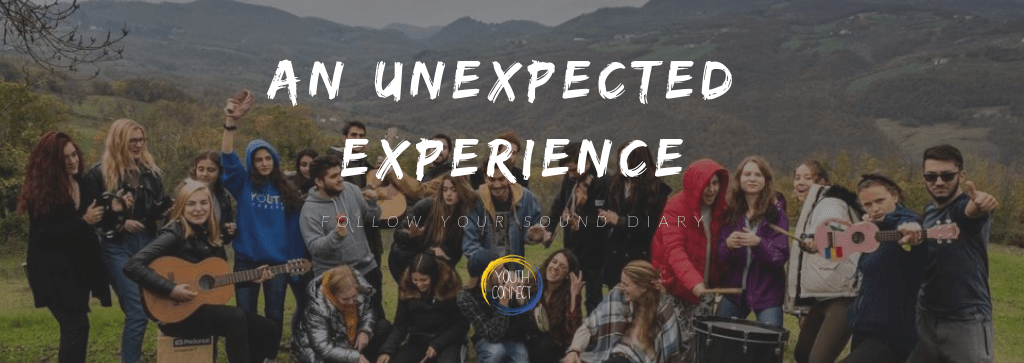 An Unexpected Experience: Follow Your Sound Diary