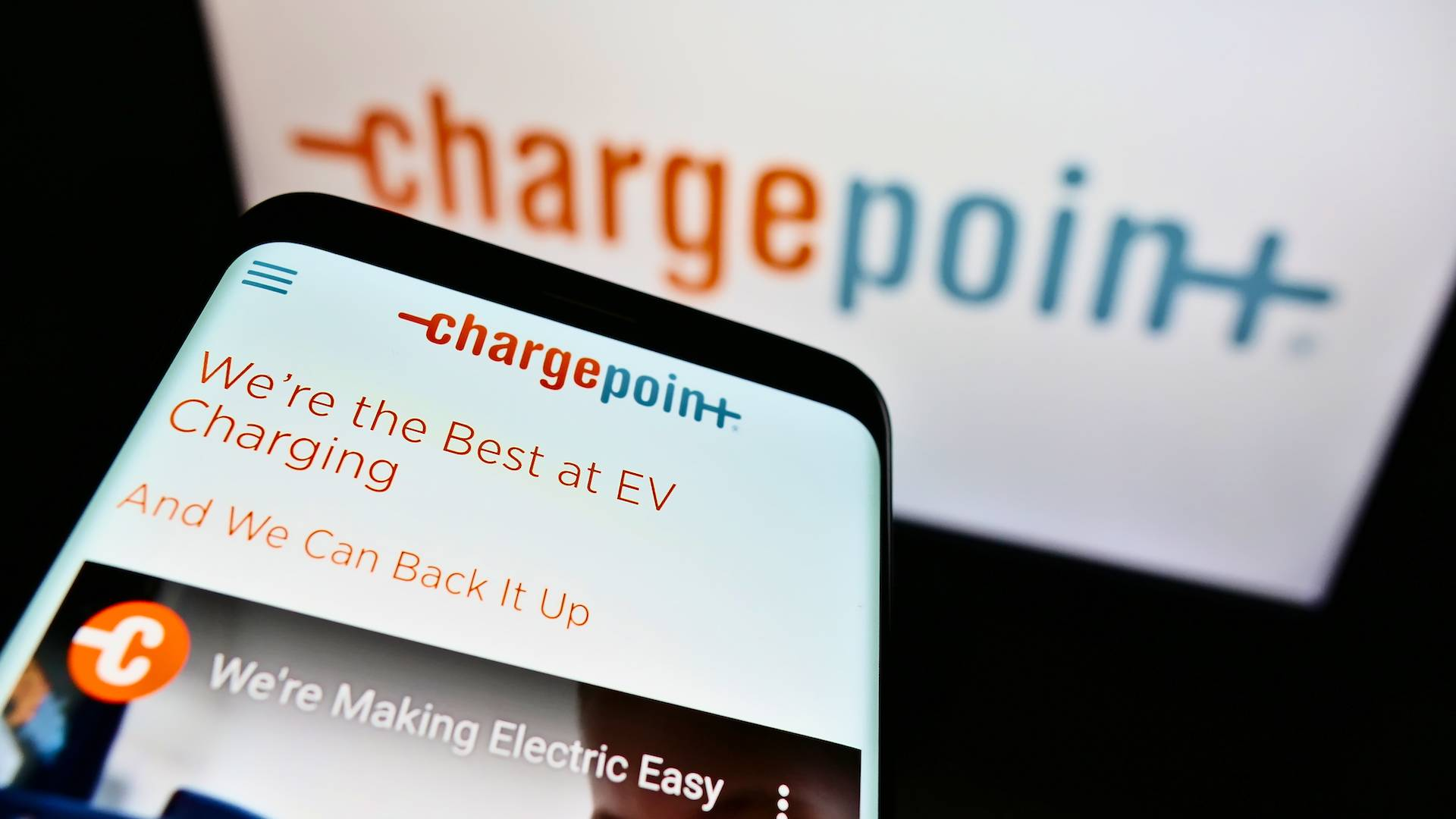 ChargePoint stock forecast