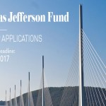 Call for Applications: Thomas Jefferson Fund 2017