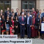 Westerwelle Young Founders Programme 2017 in Berlin, Germany