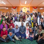 USIP Youth Exchange with His Holiness the Dalai Lama in Dharamsala, India