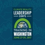 Climate Reality Leadership Corps 2017 in Washington, USA