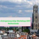 Youth Entrepreneurship Workshop 2017 in Amsterdam, Netherlands