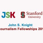 John S. Knight Journalism Fellowships 2018 at Stanford University