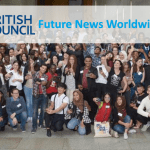 Apply for the British Council Future News Worldwide 2018