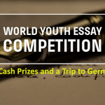 Call for Submission: World Youth Essay Competiton 2018
