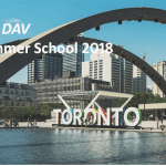 CREATE DAV Summer School 2018 on Big Data Science in Toronto, Canada