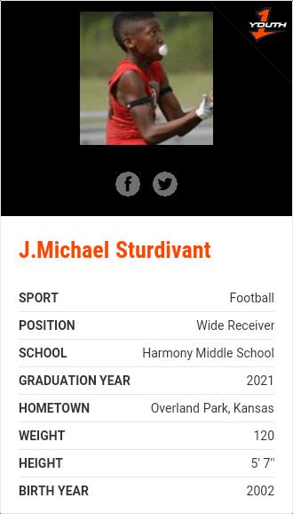 JMichael Sturdivant From Overland Park KS Youth1