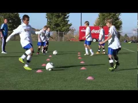 Video Soccer Passing Drills Youth1