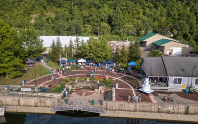 Canal Celebration and LF Volunteer Corps Team Up for 33rd Annual Event